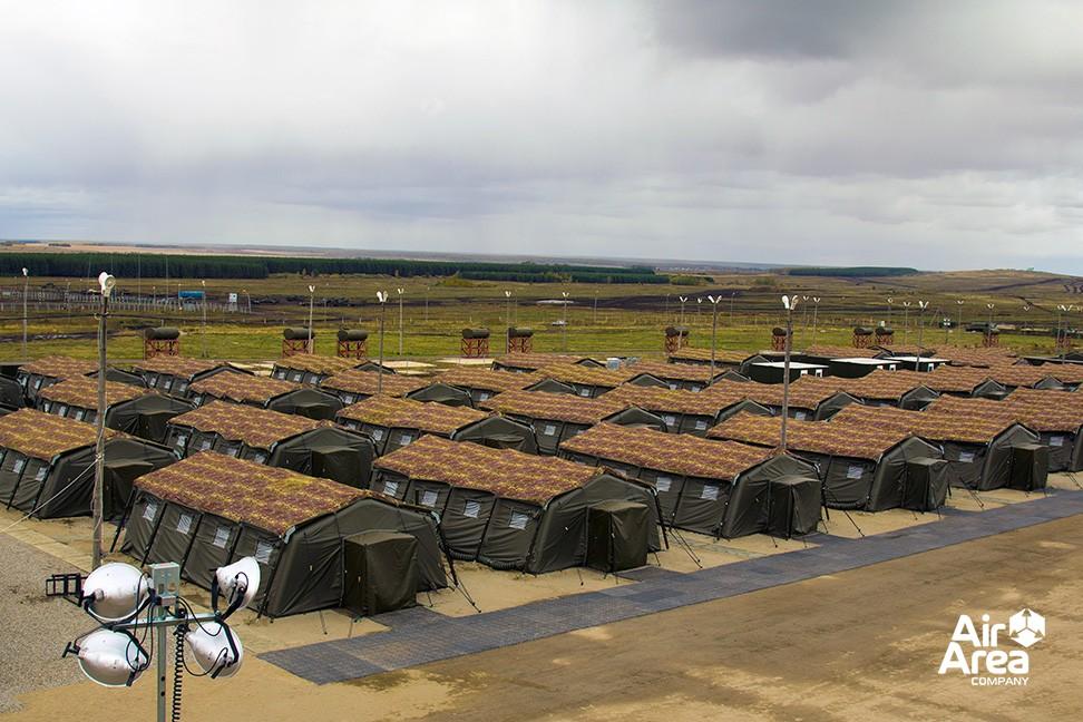 2e4efc0c4 Vojenský stan od společnosti Röder HTS patří mezi nejlepší vojenské ...