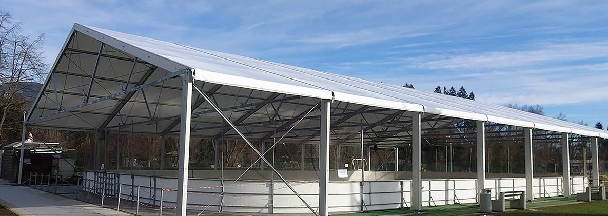 & Röder HTS Höcker Mobile sports halls and tents - Hlavní menu